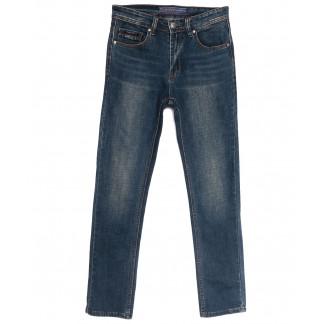 0643-В Likgass джинсы мужские молодежные синие весенние стрейчевые (28-36, 8 ед.) Likgass: артикул 1106607