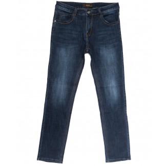 0705-А Likgass джинсы мужские полубатальные синие весенние стрейчевые (32-40, 8 ед.) Likgass: артикул 1106615