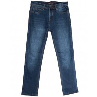 0580-36-В Likgass джинсы мужские полубатальные синие весенние стрейчевые (32-38, 8 ед.) Likgass: артикул 1106623