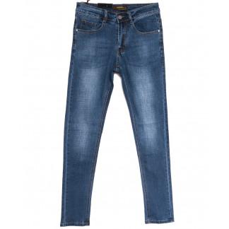 0708 Likgass джинсы мужские молодежные синие весенние стрейчевые (28-36, 8 ед.) Likgass: артикул 1106626