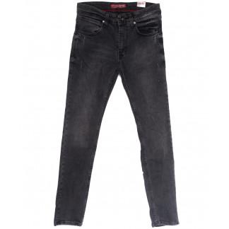 6617 Destry джинсы мужские с царапками серые весенние стрейчевые (29-36, 8 ед.) Destry: артикул 1106654