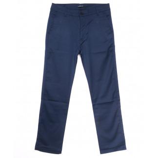 3017 Arquati брюки мужские полубатальные синие весенние стрейчевые (32-42, 8 ед.) Arquati: артикул 1106685
