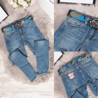 0428 (273) Rox Rite джинсы женские синие весенние стрейчевые (26-31, 6 ед.) Rox Rite: артикул 1106817