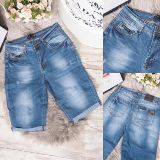 5564-6 A Relucky шорты джинсовые женские батальные синие стрейчевые (31-38, 6 ед.) Relucky: артикул 1106510