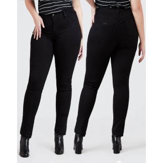 3509 New jeans американка батальная на флисе зимняя стрейчевая (31,32-2, 3 ед.) New Jeans: артикул 1100976