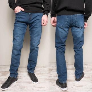 1164-B Cookers джинсы мужские полубатальные синие весенние стрейчевые (32-42, 7 ед.) Coockers: артикул 1104255