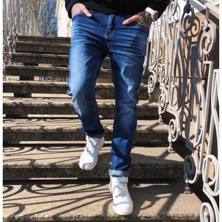 8039 Resalsa джинсы мужские с теркой весенние стрейчевые (29-3,30-2, 5 ед.) Resalsa: артикул 1090196
