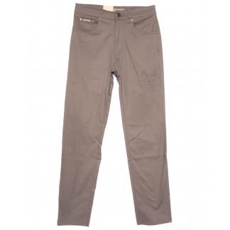 9003 LS джинсы мужские коричневые весенние стрейчевые (31-38, 8 ед.) LS: артикул 1105156