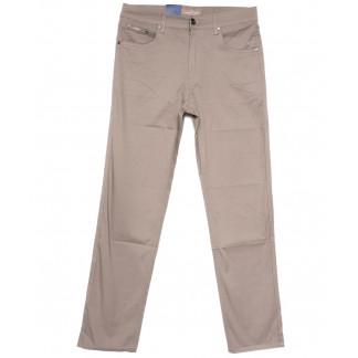 9024 Vitions джинсы мужские бежевые весенние стрейчевые (31-38, 8 ед.) Vitions: артикул 1105179