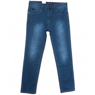 1074-D LS джинсы мужские батальные синие весенние стрейчевые (34-44, 8 ед.) LS: артикул 1105183