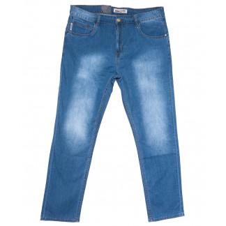 1098-ТD LS джинсы мужские батальные синие весенние стрейчевые (40-50, 6 ед.) LS: артикул 1105189