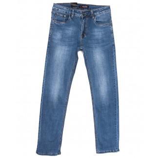 10596 Pokaro джинсы мужские полубатальные синие весенние стрейчевые (32-38, 8 ед.) Pokaro: артикул 1105201