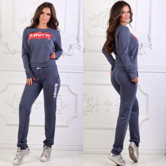 0024-01 levis джинс женский спортивный костюм (42,42, 2 ед.) Костюм: артикул 1106873