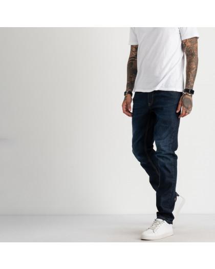 1961-3 Nescoly джинсы мужские синие стрейчевые (4 ед. размеры: 30/2.34.38) Nescoly