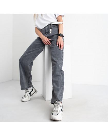 3089 KT.Moss джинсы-трубы серые стрейчевые (6 ед. размеры: 25.26.27.28.29.30) KT.Moss