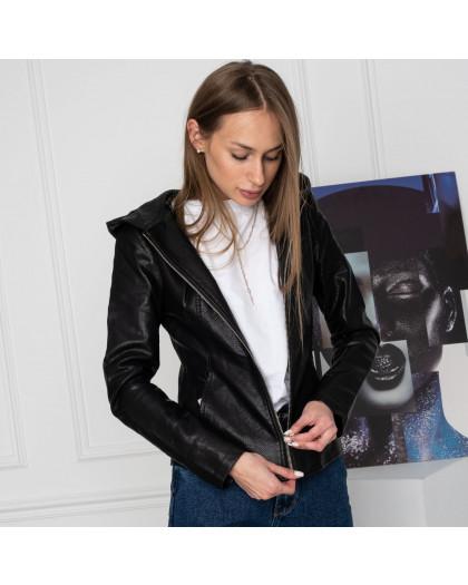 0362 куртка женская из кожзама (5 ед. размеры: S.M.L.XL.XXL) Куртка