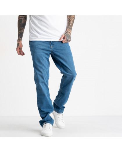 1943 Nescoly джинсы мужские голубые стрейчевые (8 ед. размеры: 30.32.34/2.36/2.38.40)  Nescoly