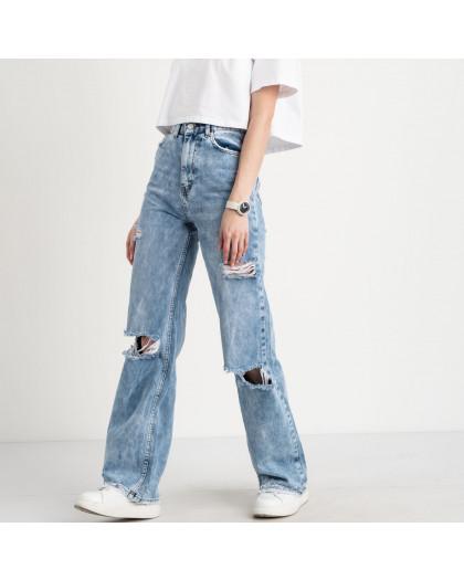 0780 Ponza джинсы голубые котоновые (7ед. размеры: 34/2.36/2.38/2.40) Ponza