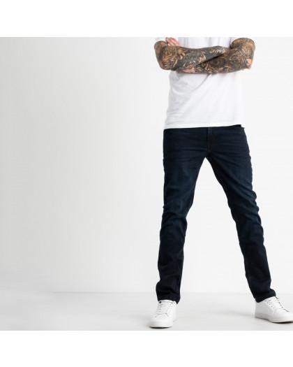 1939-3 Nescoly джинсы мужские синие стрейчевые (8 ед. размеры: 30.32/3.34/3.36) Nescoly