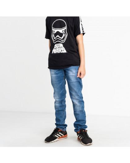 0091-4 Vingvgs джинсы юниор голубые стрейчевые (7 ед. размеры: 25.26.27.28.29.30.31) Vingvgs
