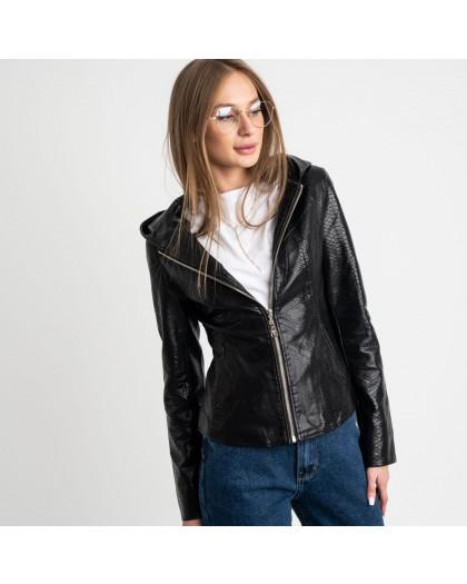 0362-1 куртка женская из кожзама (5 ед. размеры: S.M.L.XL.XXL) Куртка