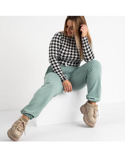 14870-5 Mishely полынь брюки женские спортивные батальные стрейчевые (4 ед. размеры: 50.52.54.56) Mishely
