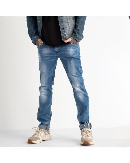 2066 Fang джинсы синие стрейчевые (8 ед. размеры: 29.30.31.32.33.34.35.36) Fang