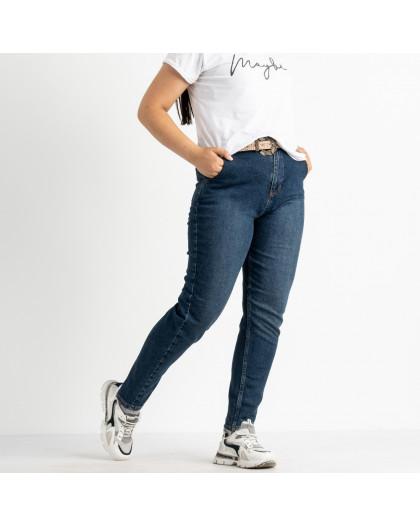 4517-1 Riverstar джинсы голубые полубатальные стрейчевые (7 ед. размеры: 28.29.30.31.32/2.33) Riverstar