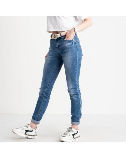 8356 Vanver джинсы голубые стрейчевые (6 ед. размеры: 25.26.27.28.29.30) Vanver