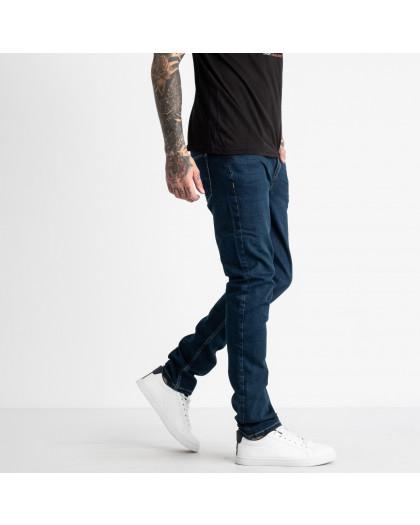 1937-1 Nescoly джинсы мужские синие стрейчевые (6 ед. размеры: 30/3.32.34.36) Nescoly