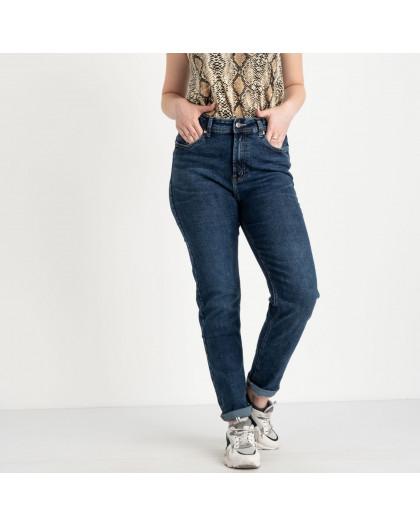 0061-2 А Relucky джинсы батальные синие стрейчевые (6 ед. размеры: 31.32.33.34.36.38) Relucky