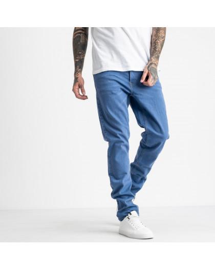 1932 Nescoly джинсы мужские голубые стрейчевые (8 ед. размеры: 30.32.34/2.36/2.38.40) Nescoly