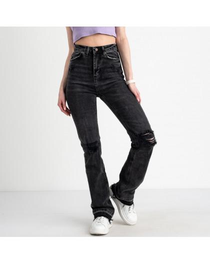 0798 Ponza джинсы серые стрейчевые ( 7ед. размеры: 34/2.36/2.38/2.40) Ponza