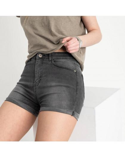 0700-285 Kind Lady шорты серые стрейчевые (6 ед. размеры: 34.36.38.40.42.44) Kind Lady