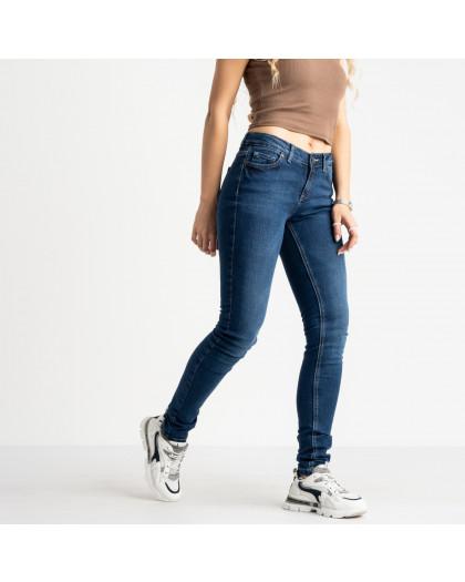 1942-3 Nescoly джинсы женские синие стрейчевые (6 ед. размеры: 29/3.30/3) Nescoly