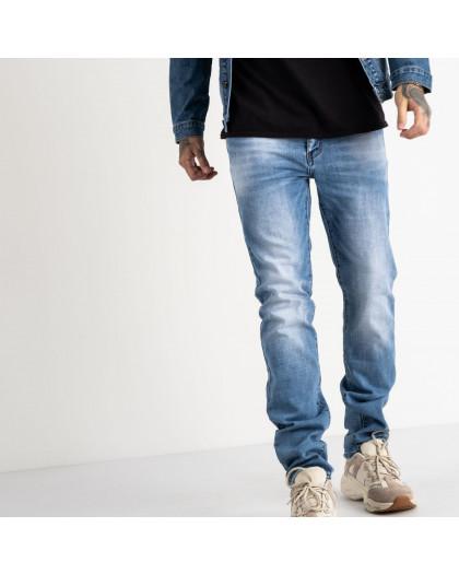 2071 Fang джинсы голубые стрейчевые (8 ед. размеры: 29.30.31.32.33.34.35.36) Fang