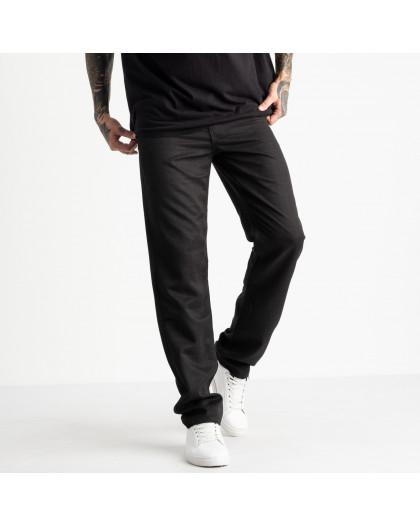 67026 LS брюки мужские черная клетка котоновые (8 ед. размеры: 30.31.32.33.34.35.36.38) LS