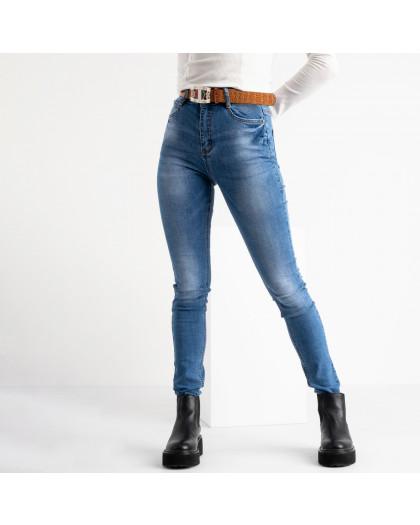 8358 Vanver американка голубая стрейчевая (6 ед. размеры: 25.26.27.28.29.30) Vanver