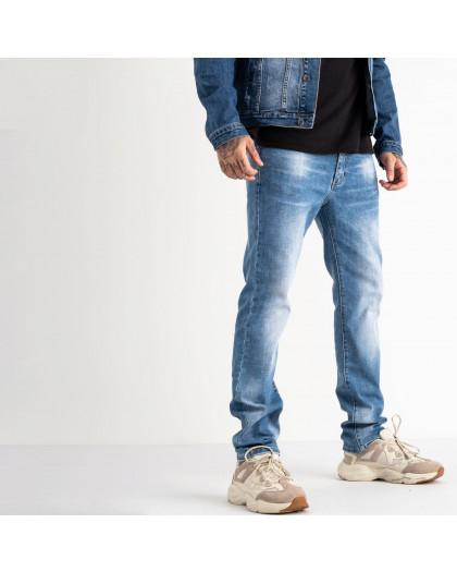 2033 Fang джинсы синие стрейчевые (8 ед. размеры: 29.30.31.32.33.34.35.36) Fang