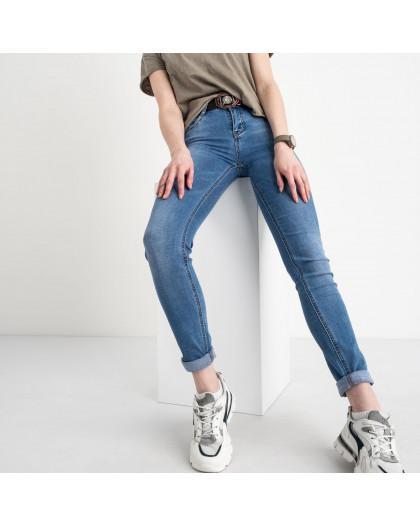 8351 Vanver джинсы голубые стрейчевые (6 ед. размеры: 25.26.27.28.29.30) Vanver