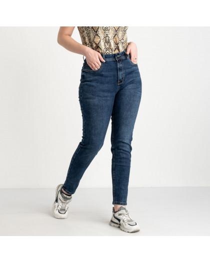 0056-1 А Relucky джинсы батальные синие стрейчевые (6 ед. размеры: 31.32.33.34.36.38) Relucky