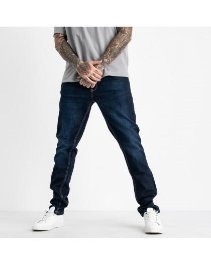 1938 Nescoly джинсы мужские синие стрейчевые (8 ед. размеры: 30.32.34/2.36/2.38.40) Nescoly