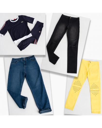 10078 микс женской одежды с незначительными дефектами (4 ед.) МИКС
