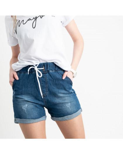 0700-281 Kind Lady шорты синие котоновые (6 ед. размеры: 34.36/2.38/2.40.42.44) Kind Lady