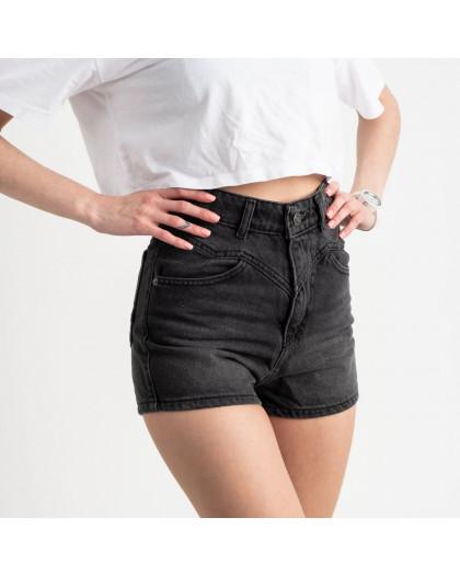3358 Xray шорты женские серые котоновые (5 ед. размеры:34.36.38.40.42) XRAY