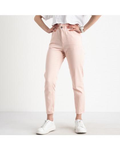 0284-2 Newourcer джинсы женские розовые стрейчевые ( 6 ед. размеры: 26.27.28.29.30.31) Newourcer