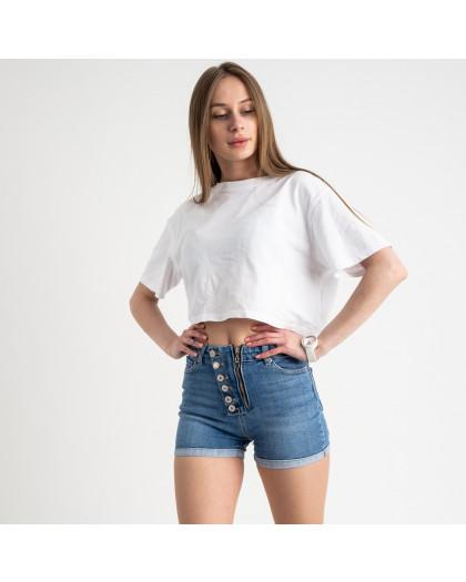 2788 Xray шорты женские голубые стрейчевые (5 ед. размеры: 34.36.38.40.42) XRAY