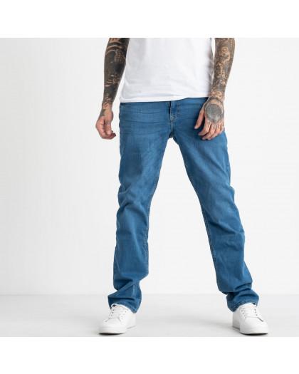 1934 Nescoly джинсы мужские голубые стрейчевые (8 ед. размеры: 30.32.34/2.36/2.38.40) Nescoly