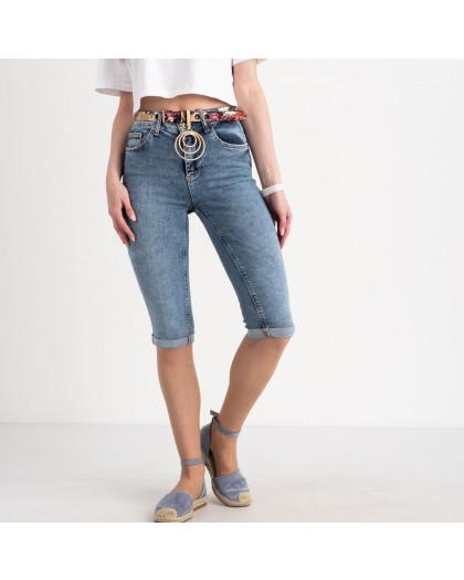 0638 Whats Up 90s джинсы женские голубые стрейчевые (5 ед. размеры: 26.27.28.29.30) Whats up 90s