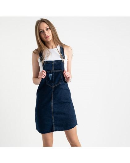 3900 Defile сарафан джинсовый синий котоновый ( 6 ед. размеры: 34.36/2.38/2.40) Defile